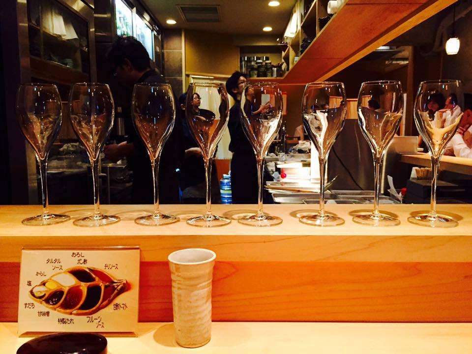 ステラマリー☆ワイン会Vol.23「江戸前串揚げとイタリアワインのマリエージュ」