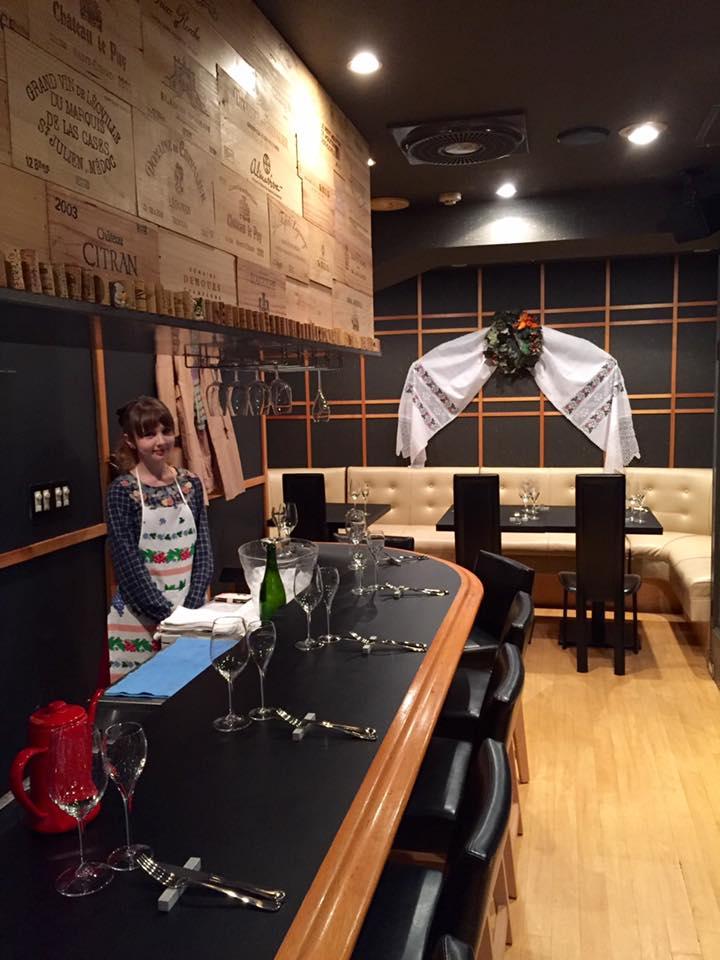 ステラマリー☆ワイン会 Vol.29「モルドバワインと郷土料理のマリエージュ」