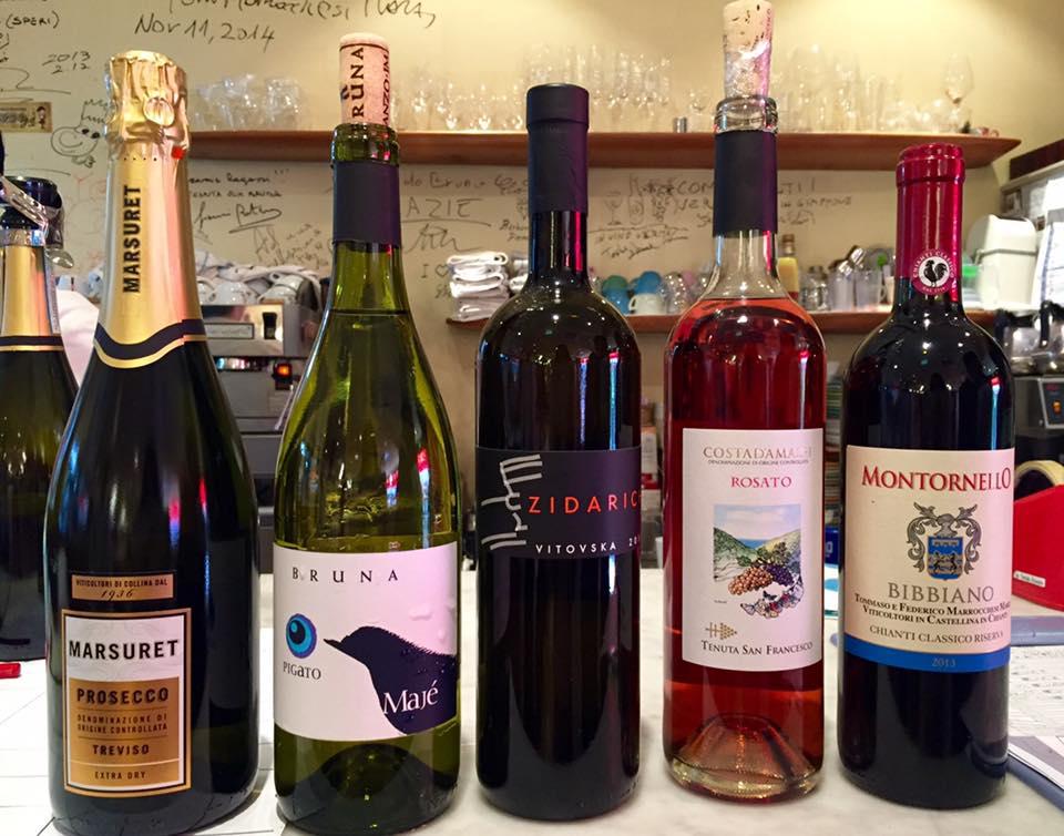 ステラマリー☆ワイン会「桜便りを待ちながら… イタリアン・マリエージュ」