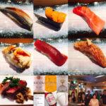 ステラマリー☆ワイン会「江戸前鮨と春色ワインのマリエージュ」