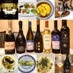 ステラマリー☆ワイン会「中国料理とモルドバワインのマリエージュ」