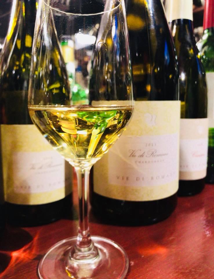 ステラマリー☆ワイン会80回記念「Vie di Romans ワイン会」