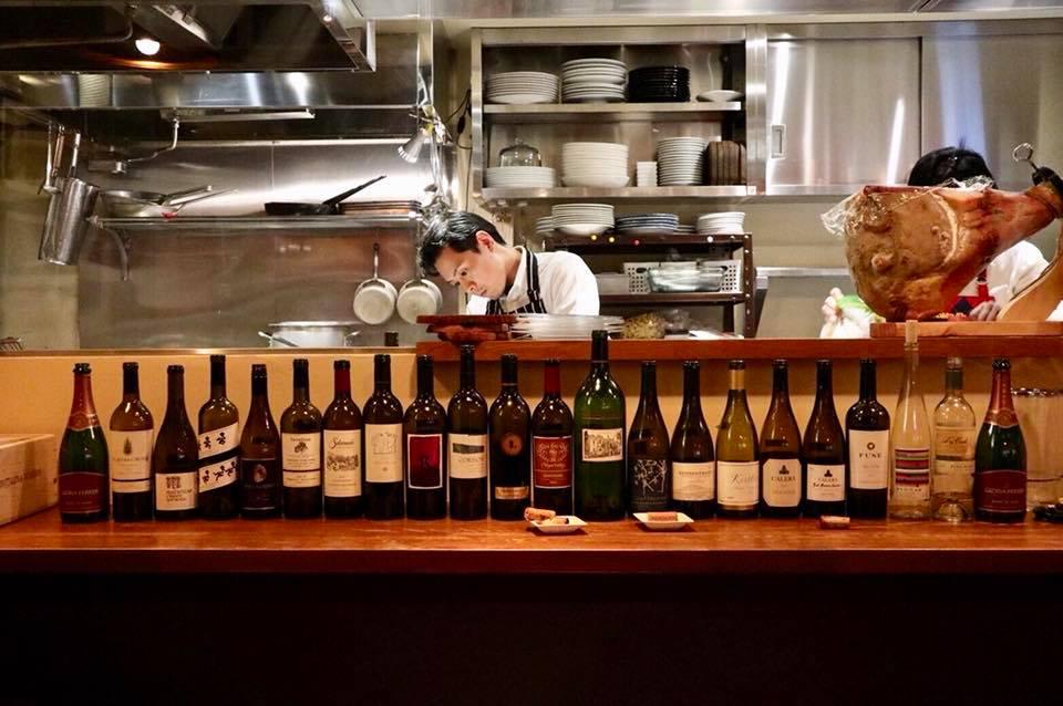 ステラマリー☆ワイン会「復興を祈願して… カリフォルニアワイン会」