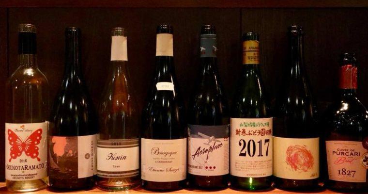 ステラマリー☆ワイン会「お蕎麦とワインのマリエージュ」