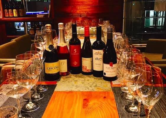 ステラマリー☆新年会「和食とワインのマリエージュ」