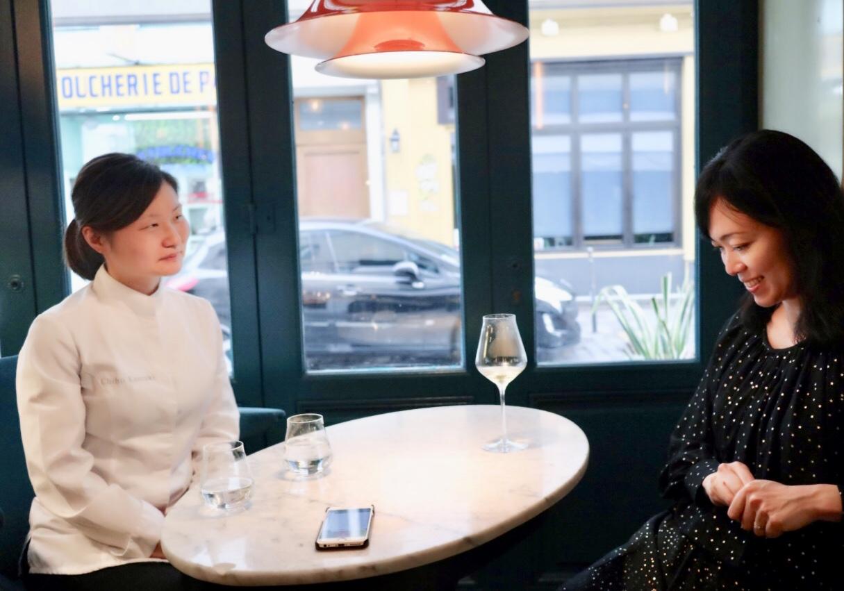 【ワイナート 短期連載 第1回】パリに恋して、パリに試される。日本人女性初の仏ミシュラン一つ星に輝いたシェフの軌跡と奇跡。
